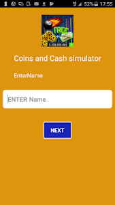 Download Coins & Cash For 8 Ball Pool simulator 1.0 APK