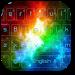 Download Colorful Galaxy Keyboard Theme 10001003 APK