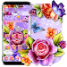 Download Colorful Shiny Flower Theme 1.1.4 APK