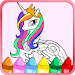 Download Colouring Book for Little Pony 1.55 APK