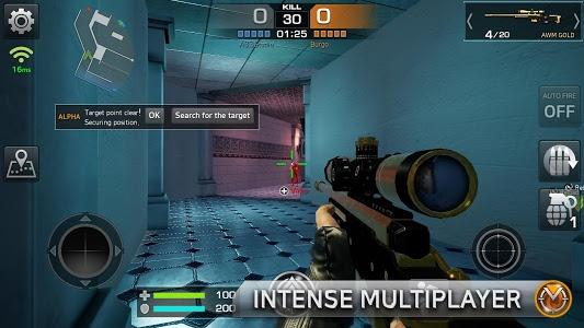 screenshot of Combat Squad - Online FPS version 0.6.11