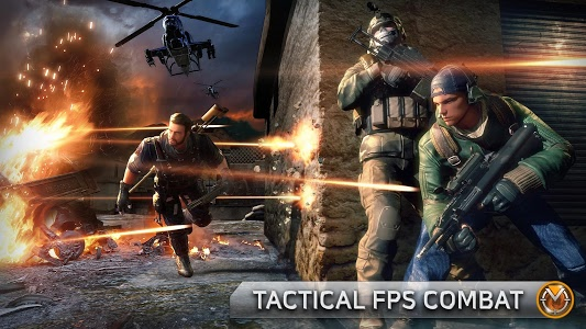 screenshot of Combat Squad - Online FPS version 0.7.5