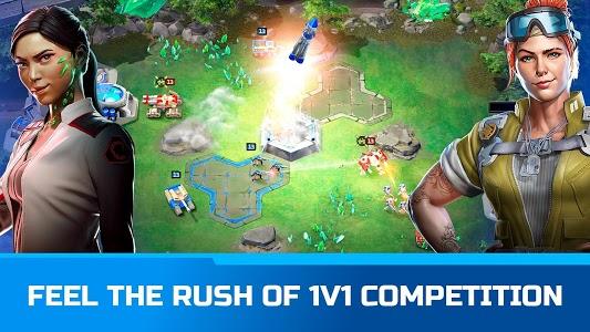screenshot of Command & Conquer: Rivals PVP version 1.2.5