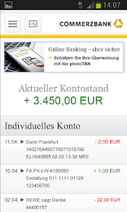Download Commerzbank Kontostand 2.44.1 APK