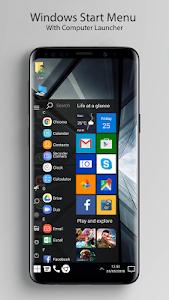 Download Computer Launcher for Windows Theme 2.4 APK