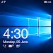 Download Computer Lockscreen For Win 10 1.0 APK