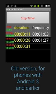 Download Contraction Timer 2.0.2 APK