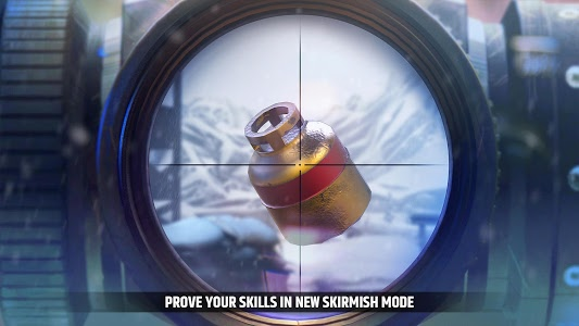 screenshot of Cover Fire: shooting games - free offline sniper version 1.7.19
