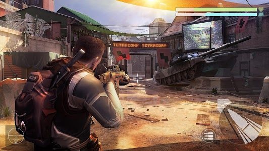 screenshot of Cover Fire: shooting games version 1.7.15