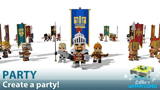 Download Craft Warriors 1.9.9 APK