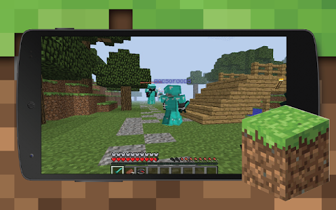 screenshot of Crafting Guide for Minecraft version 2