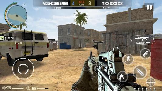 screenshot of Critical Strike Shoot Fire V2 version 1.4