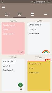 Download Cute Note - DDay Todo 2.9.14051 APK
