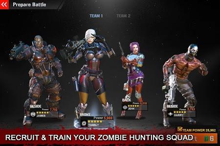 screenshot of DEAD WARFARE: Zombie Survival Game version 1.4.2.11