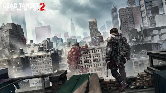 screenshot of DEAD TARGET 2: Squad Online version 0.9.156
