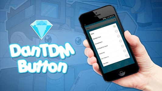 screenshot of DanTDM Button version 2.7