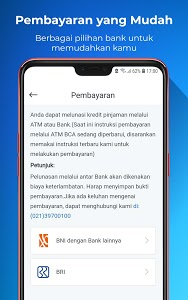 screenshot of DanaRupiah - Pinjaman Dana Aman & Mudah version 2.1.2