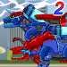 Download Dino Robot- Tyranno + Tricera2 1.2.0 APK