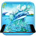 Download Aquarium Dolphin Theme 1.1.3 APK