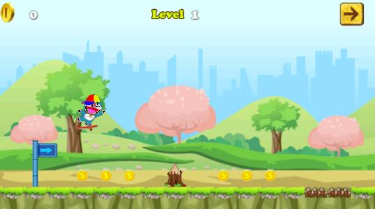 Download Doramon run skate 2.1.4 APK