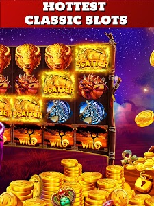 screenshot of Slots: DoubleHit Slot Machines Casino & Free Games version 1.1.7