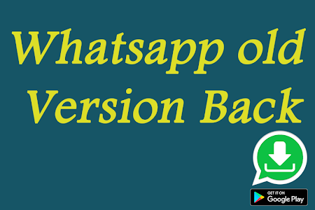 Download Down old version for WhatsApp 3.0 APK