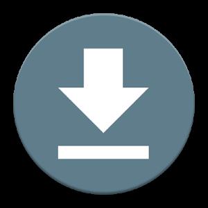 screenshot of Download Manager version 1.2.7