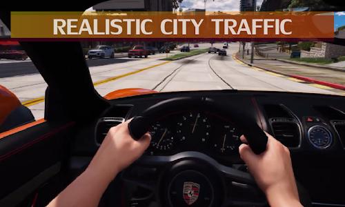 screenshot of Driving School 2017 version 1.5