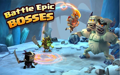 Download Dungeon Boss – Strategy RPG 0.5.11003 APK