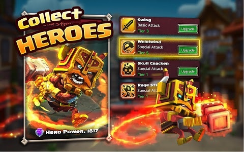 screenshot of Dungeon Boss – Strategy RPG version 0.5.11573
