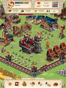screenshot of Empire Four Kingdoms: Fight Kings, Build & Conquer version 1.44.19