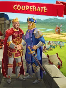 screenshot of Empire Four Kingdoms: Fight Kings, Build & Conquer version 1.43.30