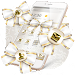 Download Extravagant Platinum Gold Bowknot Theme 1.1.1 APK