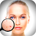 Face beauty makeup editor