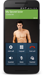 Download Fake phone call 9.0 APK