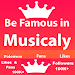 Download Famous For Musically Likes & Followers 1.0 APK
