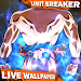 Download Fanart DBS Songoku Limit Breaker Live Wallpaper 1.0 APK