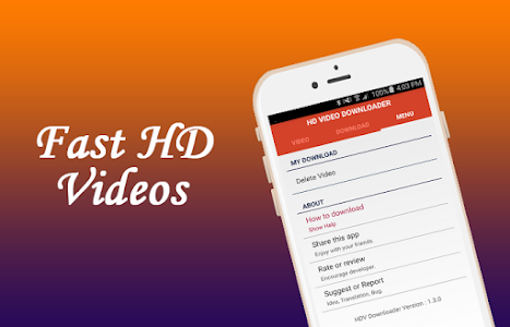 Download Fast HD Video Downloader 1.0 APK