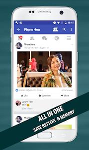Download Fast for Facebook Lite 4.3 APK