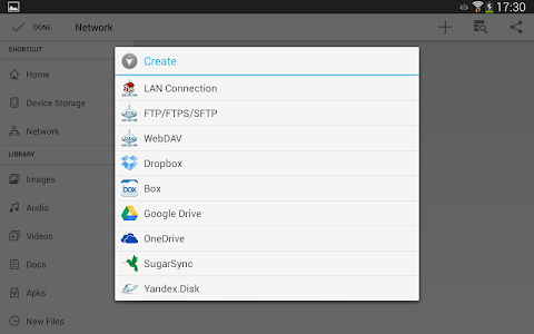 Download File Manager HD(File transfer) 3.5.0 APK