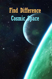 Download Find Difference Comic Space 1.1 APK