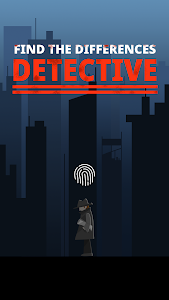 screenshot of Find The Differences - The Detective version 1.3.7