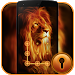 Download Fire Lion CM Security Theme 1.0.0 APK