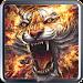 Download Flame Tiger Live Wallpaper 1.2.0 APK