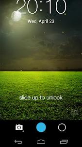 Download Fireflies lockscreen 31 APK