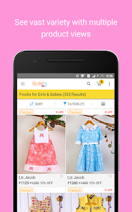 Download FirstCry Baby & Kids Shopping, Fashion & Parenting 75 APK