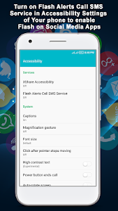 Download Flash Alert Call SMS 2.18.7 APK