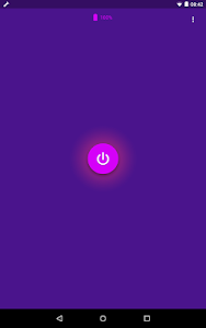 screenshot of Flashlight version 1.19