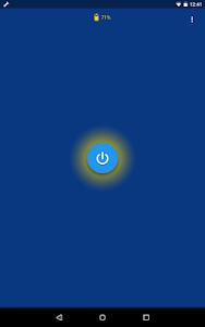screenshot of Flashlight version 1.24