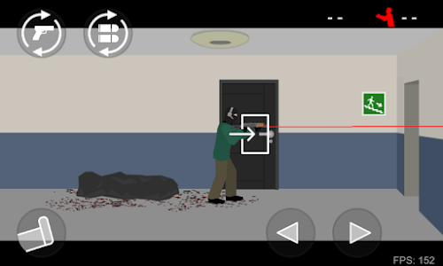 Download Flat Zombies: Defense & Cleanup 1.5.5 APK
